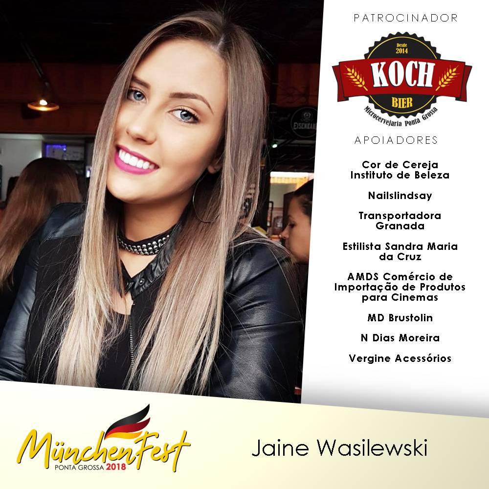 JAINE WASILEWSKI