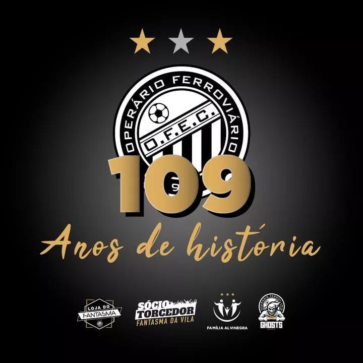 Grupo aRede parabeniza o clube que move a paixão do ponta-grossense pelo futebol