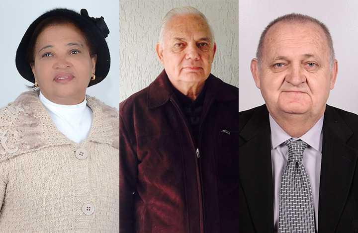 047b308de Os homenageados de Ponta Grossa serão Leonor de Oliveira Cataneo, Mário  David e Miguel Domareski Jor | Divulgação Foto: