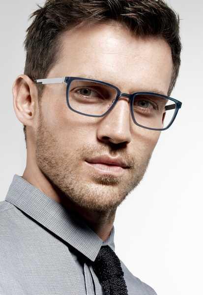 9afbb609f7edc ... como escolher óculos de grau masculino. O formato do seu rosto irá  contribuir muito para a escolha da armação ideal para você Foto  Reprodução  Foto