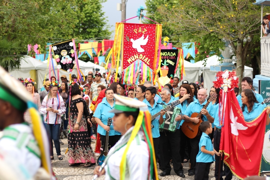 Encontro de Tradições reúne 10 mil pessoas em Palmeira - ARede