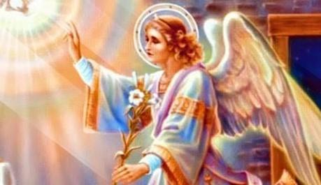 Anjos de janeiro: Anjo Gabriel   A Rede - Aconteceu. Tá na aRede!